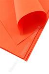 Фоамиран 1 мм, Китай 50*50 см (Premium) ярко-оранжевый В2325 Артикул: 805-5