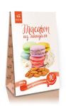 """Смесь для приготовления французского десерта """"Macaron"""" из миндаля"""