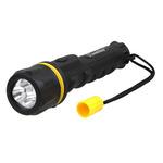 Фонарь светодиодный SmartBuy, резиновый, 3LED, 2АА