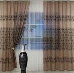 Комплект штор Одиссея