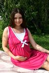 Сорочка для беременных и кормящих Артикул: 1624