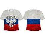 Футболка Флаг России №516