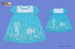 Платье для девочек модель 10