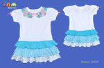 Платье для девочек модель 02