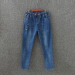 Женские джинсы, большие размеры арт 1331