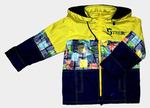 4306 Куртка для мальчиков на флисе