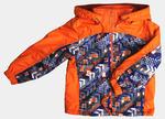 4502  Куртка для мальчиков на флисе