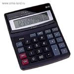 Калькулятор настольный 12-разрядный SDC-812V