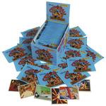 Disney's Chip & Dale Rescue Rangers Sticker Packet Box - Panini Box