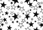 Поплин Звезды ширина 220см