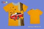 Фуфайка (футболка) для мальчиков модель 20