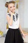 Блузка школьная для девочки. Хит!!!