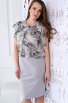 Платье ЮРС: 16-649