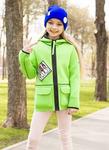 """Легкая куртка для девочки """"Брэнда"""""""