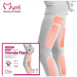 Пластыри для похудения для ног Mymi Wonder Patch упаковка 3х6шт. Корея