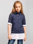 Рубашка kids ПРЕМИУМ: Miramod