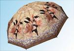 Зонт 4051 серая лилия (10 спиц)