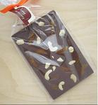 Шоколад «Экстра» молочный с абрикосом и орехом кешью