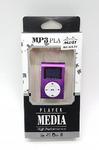 605-76 MP3 Плеер с экраном (Фиолетовый ) арт. 143864