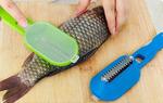 Нож для чистки рыбы с контейнером