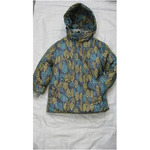 Куртка зимняя для мальчика графит перо размеры 86-116 арт. 50.12