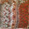 шарф тонкий