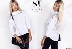 Базовая белая блузка, которая служит основой для создания любого образа