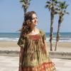 Платье 17241-1Vтабачный