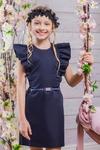 Школьный сарафан для девочки (рост 122 см)