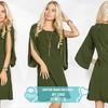Короткое эффектное платье 42-48 р