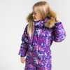 Зима. Комбинезон для девочки. Мембранная одежда