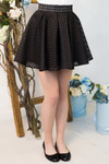 Юбка школьная для девочки (рост 128 см)