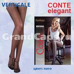 Fantasy Verticale nero размер 2 Conte elegant (колготки женские) 12С-21СП