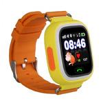 Детские часы с GPS Baby Watch Q90 (Q80,GW100) с сенсорным цветным экраном