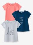 комплект из 3 футболок