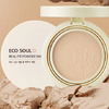 Компактная пудра The Saem Eco Soul Real Fit Powder Pact тон 21