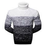 Теплый свитер 3XL-5XL (1394)