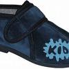 Туфли текстильные РИМАЛ 11-13Г син