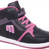 Ботинки деми для девочек MILTON 25207 черн
