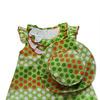 Платье в горошек для девочки - 326