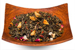 Новинка! Зелёный чай с добавками Японский персик