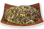 Зелёный чай с добавками Японская липа