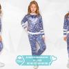 Спортивный костюм девочки