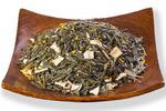 Зелёный чай с добавками Лимон с женьшенем