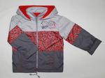 4088  Куртка для мальчиков на флисе