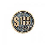 МОНЕТА 1 000 000 $