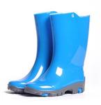 Сапоги Nordman Kids Rain резиновые, голубые