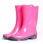 Сапоги Nordman Kids Rain резиновые, розовые