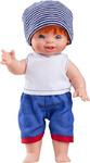 PR007012 - Мальчик в полосатой шапке