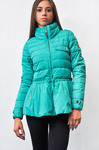 Куртка женская однотонная арт. 199253